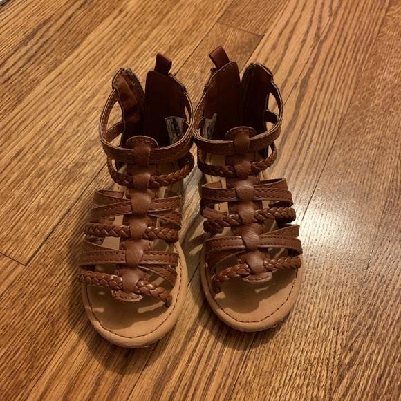 b61382d33ed Carter s Other - Gladiator sandals for girls